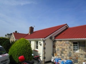 Roofcoat Red